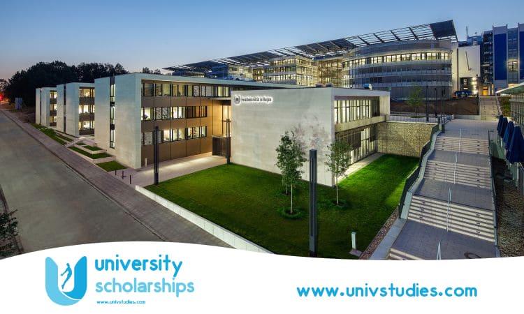 منح للدراسة في المانيا 2021 مقدمة من جامعة Ruhr Bochum