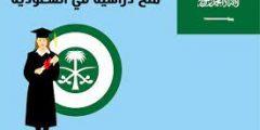 منح دراسية في السعودية لغير السعوديين 2021 في 3 جامعات